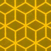 Fényvisszaverő szalag VC104 sárga